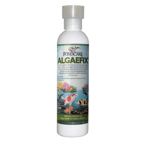 Algae Fix For Ponds / Size 8 Oz.