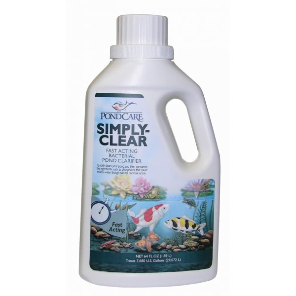 Pondcare Simply Clear / Size 64 Oz.