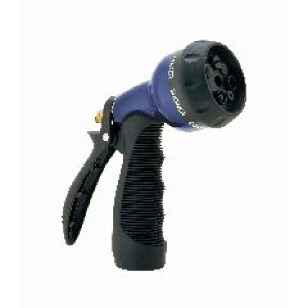 Adjustable 7 Pattern Hose Nozzle Aqua Gun / Color (Blue) Best Price