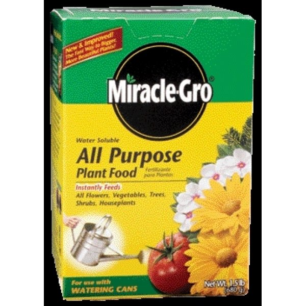 Miracle Gro All Purpose Plant Food / Size (1.5 lbs) Best Price