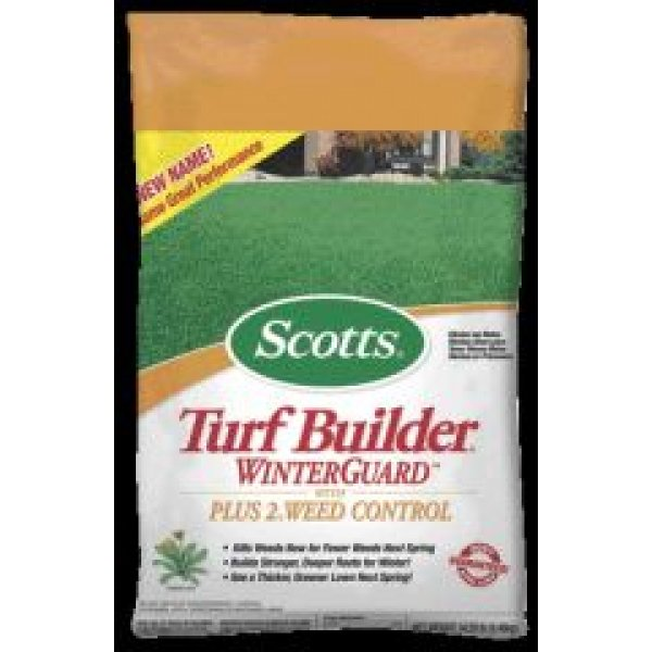 Scotts Turf Builder WinterGuard w/Weed Control / Size (15 000 s ft) Best Price