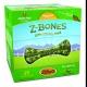 Z-bones Natural Grain-free Dental Chew Display APPLE REGULAR/25PC