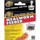 Mealworm Feeder for Reptiles