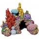 Caribbean Living Reef Aquarium Ornament - MINI