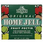 A fruit pectin used in making homemade jams and jellies. The Mrs. Wages Home-Jell and Light Home-Jell take much of the guesswork out of jelly-making, and assure you of the finest results, even if this is your first attempt.