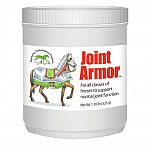 Joint armor features 4 elements utilized in the maintenance of healthy joints. Includes glucosamine, chondroitin sulfate, hyaluronic acid, and maganese sulfate. While other products feature 1 or 2 of these ingredients. Joint armor provides all 4 elements