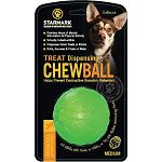The Everlasting Fun Ball is a tough and durable treat dispensing toy that may be stuffed with your dog's favorite food or treats. The Fun Ball may also be filled with the Every Flavor treat. When ball needs to be cleaned, just put in the top rack of your