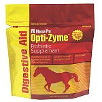 A Microbial Source of Enzymes that Promotes Optimal Digestion, Contains Manna E, and Yeast Culture. Opti-Zyme is in Meal form so it is Easy to Feed! Opti-Zyme is used for horses, but also great for Cattle, Pigs, Sheep, and Goats! 3 lb.