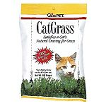 Grow the grass your cat craves right in the bag. Seeds and growing medium are pre-mixed in the package. All you do is add water! 5.25 o.