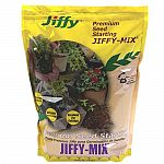 Ideal for starting plants, especially when handled in trays. Jiffy grow seed starter mix.