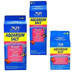 Aquarium Salt provides essential electrolytes freshwater fish need to reach peak coloration and vitality. Electrolytes are essential for the uptake of oxygen and the release of carbon dioxide and ammonia.
