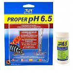 Adjusts ph level to 6.5, the proper level for tetras, discus, angels, and other soft water fish.