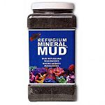 A unique blend of sediments that duplicate tropical fringing coastal mangrove environments. Ideal for mud refugiums, seagrasses, macro-algaes and mangroves Provides a variety of trace elements plus calcium, strontium, iron sulfur and free carbon. Contains