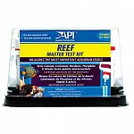 Reef aquariums have far more strict requirements than the average saltwater or freshwater aquarium. This Reef Master Test Kit measures those vital levels that many other kits do not include.