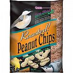 Treat your backyard songbirds to these delicious peanut chips. The smell of the peanuts is sure to attract all kinds of birds to your yard. Peanuts are a great source of protein to help birds thrive all winter long.