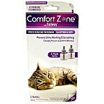 Stress reducing pheromone for kittens and cats. Prevent urine marking and scratching. 2 pack of refills for comfort zone diffuser.