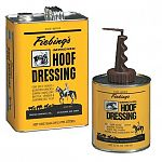 Since 1895, ranchers, breeders, stage operators and the U.S. Cavalry have relied on Fiebing quality. Fiebing's Hoof Dressing is the standard for treating corns, quarter cracks, split hoofs and brittleness.
