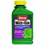 Specially formulated to kill tough weeds like creeping charlie ground ivy and wild violet. Won t harm lawns. Weed B gon brand.