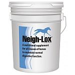 Gastric ulceration is widespread among foals and performance horses. Weaning, sale preparation, training, showing, shipping and other stress related activities can all lead to digestive problems. Neigh-Lox protects the stomach lining from gastr