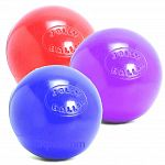The Push-n-Play is made for the enjoyment of all canine companions. This ball is made using durable high density plastic and is available in 5 sizes. Perfect for any dog! The larger 10 and 14 in. balls can be filled with water or sand.