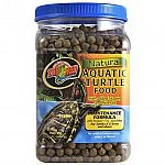 Natural aquatic turtle food - maintenance formula.  Used by zoos, veterinarians, and professional breeders worldwide. As aquatic turtles mature, their diet changes and plant material makes up a larger part of their diet.
