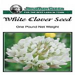 White clover is a shallow rooted, perennial legume known for its nitrogen fixing ability. Produces small white to pinkish-white flowers. A leafy clover used for soil improvement, erosion control, and anywhere clover is desired.