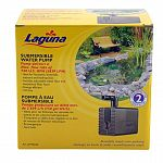 The Laguna Submersible Water Pump is designed to work in fountains, statuary and hydroponics. This low maintenance, magnetic driven pump is available in a variety of sizes and is energy efficient. Pump runs quietly and is trouble free.