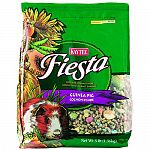 Kaytee fiesta is the leading fortified gourmet food for guinea pigs. With varying textures and tastes, these nutritious morsels are a guinea pigs favorite.