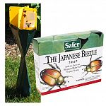 Easy to use. Disposable. Jumbo bags hold more beetles. Contains 24 Bags. 12 packs of 2 bags. Use the two bags in this package to keep your Japanese Beetle Traps working at top efficiency.