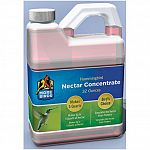 Proprietary nectar formulation, nectar is formulated to be as close as possible to natural nectar. P