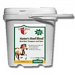 Master's Hoof Blend by Vita Flex contains 20 mg of biotin and a large amount of methionine and lysine needed to maintain biotin levels that is necessary for healthy hoof growth and composition. Blend contains other essential minerals.