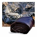 These Pond liners are bonded together and UV stabilized to withstand the coldest winters and the hottest summers. These pre-cut sizes will allow you to free form almost any size or shape pond.