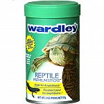 Is a nutritionally balanced, floating stick ideal for all aquatic reptiles (e. G. Turtles, frogs, newts). Fortified with vitamins and minerals , for normal shell growth in turtles program of good nutrition.