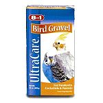 UltraCare Bird Gravel for Parrots, Cockatiels and Parakeets is a natural aid to digestion. Helps breakdown food bits into smaller, more easily digestible size. 24 oz.