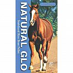 Natural glo is fortified with natural source vitamin e a powerful antioxidant important to the support of the equine immune . In addition it is calcium/phosphorus balanced for safe use with any quality hay or pasture source. Mix specified amount with appr