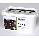 Hilton Herbs Freeway Tub - Formulated to help maintain healthy, efficient airways and resistance to irritants and infections all year round. We particularly recommend this mix for when horses are stabled or have restricted turnout.