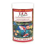 Ten Pond Flakes are made with tasty small whold shrimp that your pond fish with love to eat! Very nutritious and made for all types of pond fish. Great for improving the color of your pond fish. Nutrients help to keep your fish healthy and happy.
