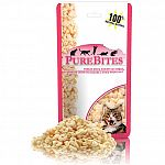Cats love the taste of purebites! Freeze-dried to lock in valuable nutrients and freshness.