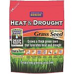Special blend for heat and drought areas. Aggressive growth for fast repair and rejuvenation.