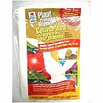 Protects plants from harmful winter wind, frost and icy rain. Reusable and recyclable.