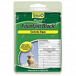 Helps control algae growth in ornamental water fountains.