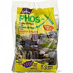 An ion exchange resin designed to actively trap phosphate, nitrite and nitrate. Absorbs and traps phosphate, nitrite and nitrate.  Creates ideal conditions for plants and fish.  Promotes crystal clear water.