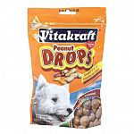 Yogurt drops are a highly nutritious, enriched treat certain to please your dog. Contains sugar, palm kernel oil, whey powder, skim milk powder, yogurt powder, corn starch.
