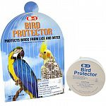 Protects birds from lice and mites a common problem- found in bird cages. Deodorizes cages as it protects.