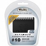 Blade fits wahl km2, switchblade and storm clippers. Cut length of 1/16 inches or 1.8mm. The Wahl Ultimate Competition Series Blades cut through hair 2.5 times faster than regular detachable blades!