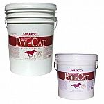 Vapco Pol Cat is a popular anti-inflammatory treatment for horses that is made of high quality clay and earth materials mixed with essentials oils for a highly effective and great smelling anti-inflammatory poultice. Quickly removes heat and reduces swell