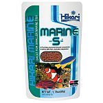 Marine-S is formulated to establish proper metabolism while maintaining good digestive system health. The digestive tract is where many bacterial and fungal diseases begin. Marine-S will enhance the brilliant colors that you bought your marine fish for.