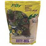A premium blend of sphagnum peat moss, vermiculite and lime that creates an excellent growing medium for starting seeds indoors
