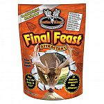 Use final feast in front of your deer cameras to scout and get bucks accustomed to coming to those locations. Attract deer and be more assured, they will keep coming back for more. An addictive, irresistable deer attractant, just pour out and get ready to