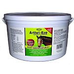 ArthriEase equine granules contain microencapsulated buffered aspirin in a nutritious flavor base. ArthriEase aids in the temporary relief of pain and inflammation associated with arthritis and soft tissue pain in horses.